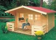 Casas, cabañas, kioscos, madera fina.Inf. 3108243077
