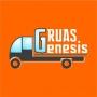 Gruas Genesis servicio 24 horas.