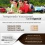 Tarifa vacacional Gran Hotel Pereria