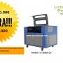 Vendo laser super barato para acrílico en medellin
