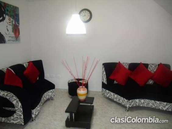 Ofrezco en oferta apartamento amoblado hermoso en piedecuesta clasificados gratis.