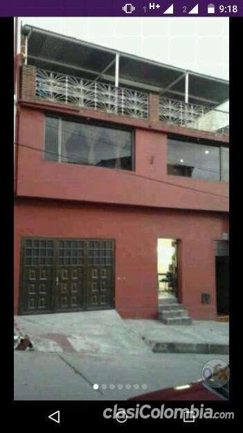 Estoy vendiendo hermosa y amplia casa en el barrio santa ines