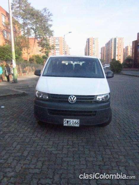 Vendo! volkswagen t5 modelo 2011 escucho propuestas.