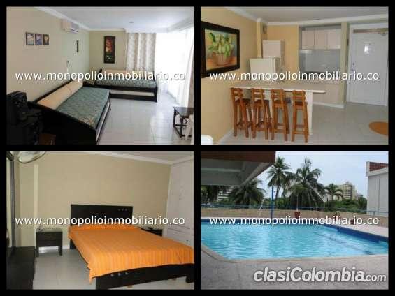 Apartamentos amoblados para alquilar en cartagena cod. 1056