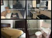 Apartamento amoblado para la renta en el poblado cod. 1001