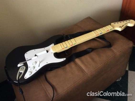 Tengo para vender ahora guitarra rockband xbox 360 consulta ahora.