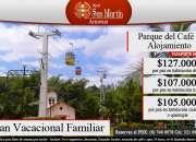 PLANES TURÍSTICOS HOTEL SAN MARTÍN