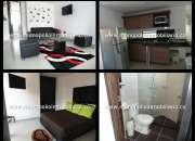 Hermoso apartamento amoblado para alquilar en laureles cod. 1330e
