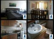 alquiler apartamento amoblado en el poblado oviedo cod.535r