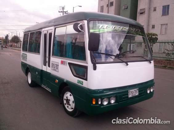 Gangazo se vende microbus de 19 pasajeros transporte escolar turismo y empresarial marca j