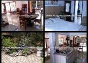 Casa para la renta en el poblado medellin dcn 3933