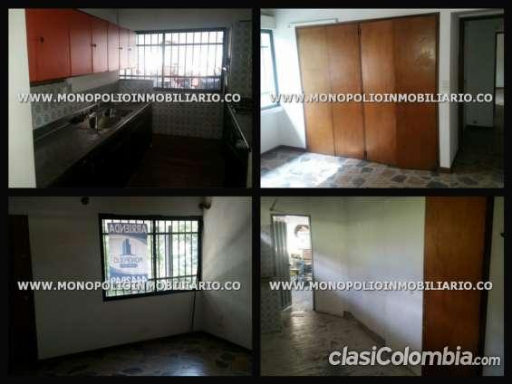 Casa unifamiliar en arriendo en medellin sector el poblado ñqm 4206