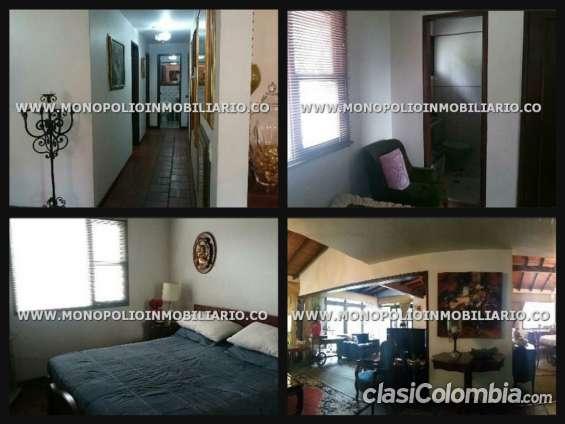 Casa unifamiliar para la renta en medellin sector-el poblado emp 4245