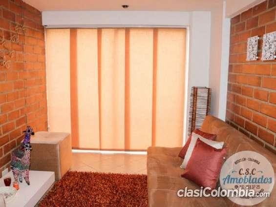 Alquiler apartamento dúplex amoblado en renta código. ap46 ( las vegas – aguacatala )