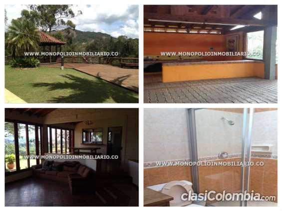 Casa finca para la renta en el retiro - fizebad cod: 5133