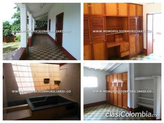 Casa finca para la renta en medellín - robledo cod: 5160