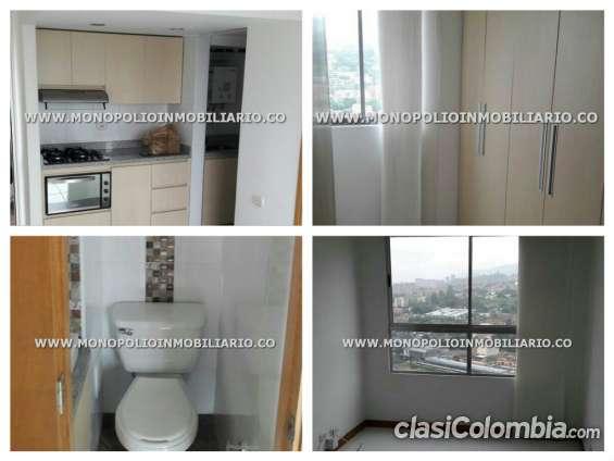 Apartamento para la renta en medellín - san javier ii cod: 5379