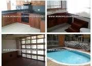 Casa bifamiliar para la renta en medellín - el poblado  cod: 5301