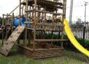 Venta de parques infantiles en madera