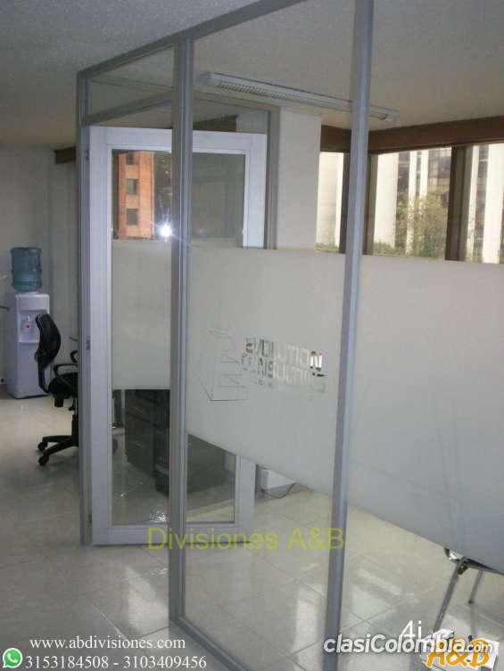 Fabricantes de divisiones para oficinas
