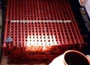 Equipo construcción Parales metálicos