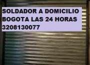 soldadura a domicilio Bogotá