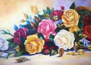 Vendo obras de arte originales  oleo sobre lienzo