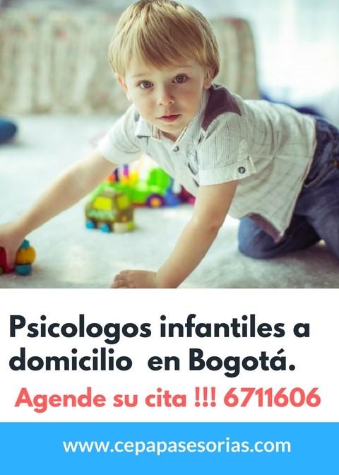 Diagnostico psicológico infantil a domicilio