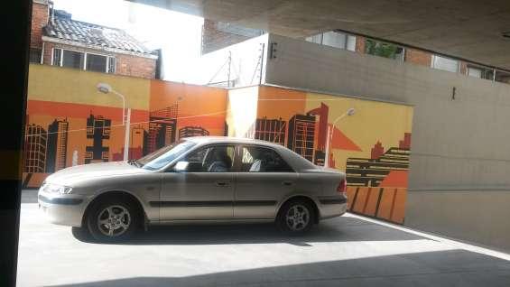 Mazda 626 nuevo milenio 2002 usado oferta especial
