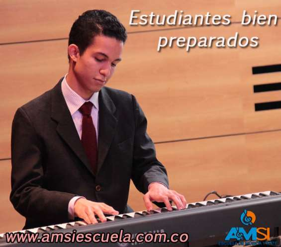 Curso de teclado - inicia clases de piano