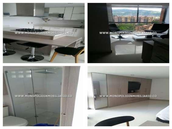 Apartaestudio loft en venta - el poblado el diamante cod: 9935
