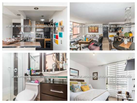 Apartamento en venta - el poblado alejandria cod: 9938