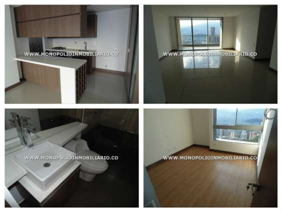 Apartamento en venta - el poblado castropol cod: 9985