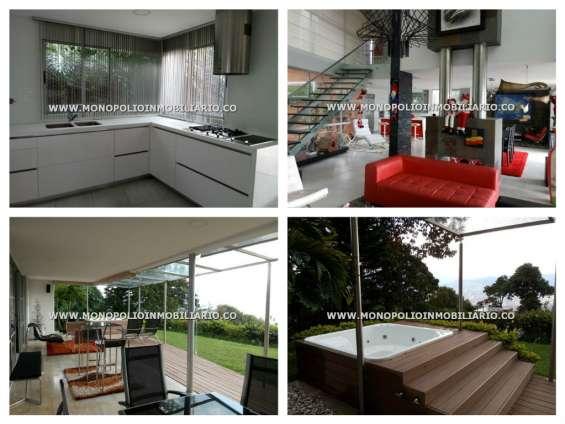 Casa unifamiliar en venta - el poblado los balsos cod: 9937