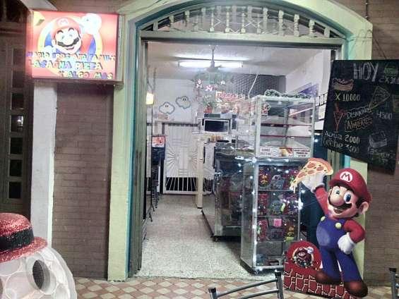 Fotos de Pizzería y comidas rápidas en venta 3