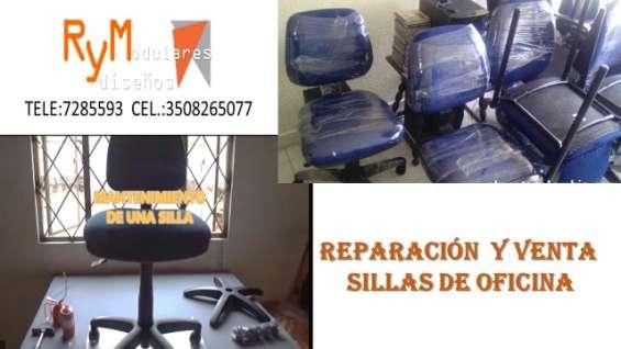 Venta y fabricación de toda clase sillas