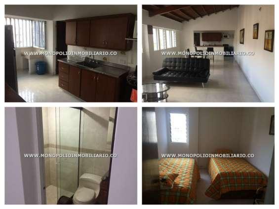 Apartamento amoblado para alquiler en medellin - laureles cod.8143
