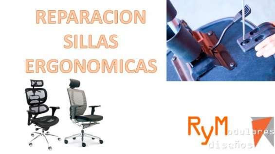 Reparacion de sillas ergonomicas