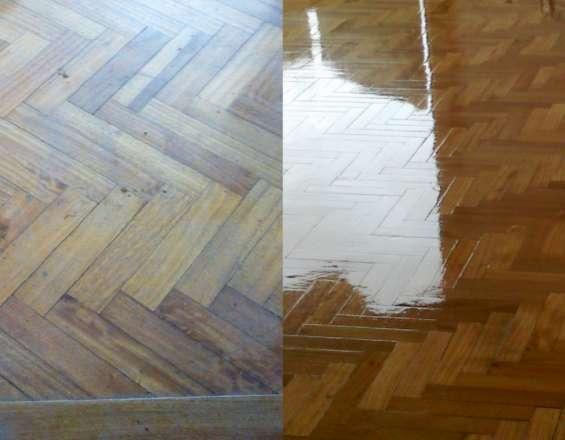 Mantenimiento de pisos de madera cel 3127380409