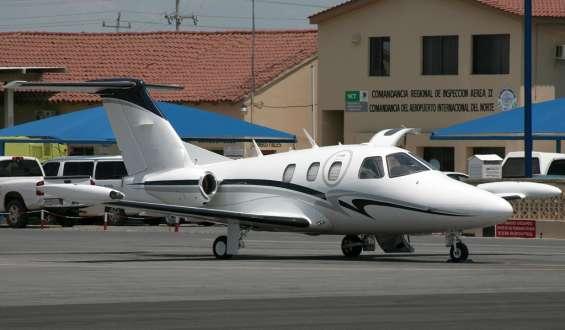 Avion privado colombia